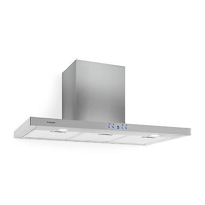 90 Cm Stainless Steel Exhaust Cooker Hood  Kitchen Chimney Top Hob Exhaust Wall