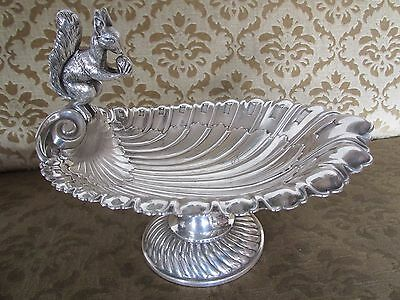 Outstanding WMF Silver Plated , Nut Dish / Bowl  Victorian c1900