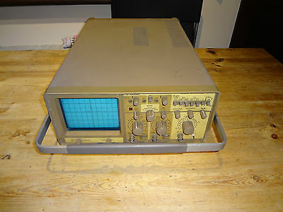 Gould Oscilloscope OS300 20MHz Dual Channel