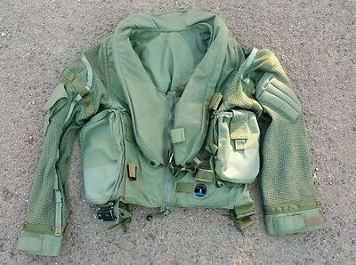 RAF Flight Jacket ( Coveralls Aircrew Flyers Pilot Vest Fast Jet Eurofighter )