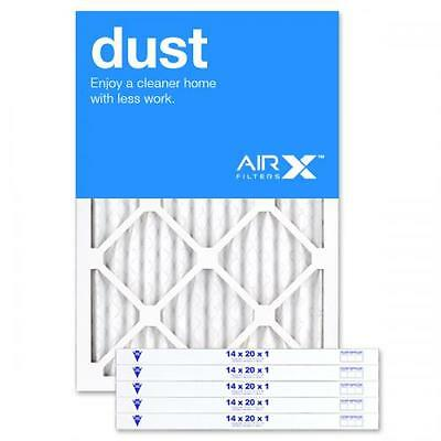 14x20x1 AIRx DUST Air Filter - MERV 8