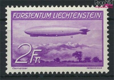 Liechtenstein 150 unmounted mint / never hinged 1936 Zeppelin (9030003