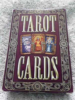 Tarot Cards Jumbo Size Brand New And Sealed