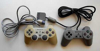 Manettes officielles Sony PlayStation PS1 - (Pad Controller) - Pal