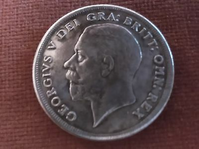 King George V, 1934 Crown (reproduction).