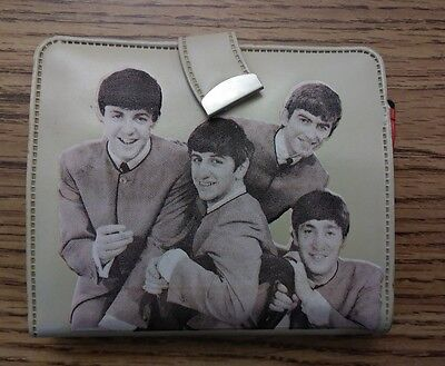 """1964 """"The Beatles Wallet"""" SPP almost complete in near mint condition WOW"""