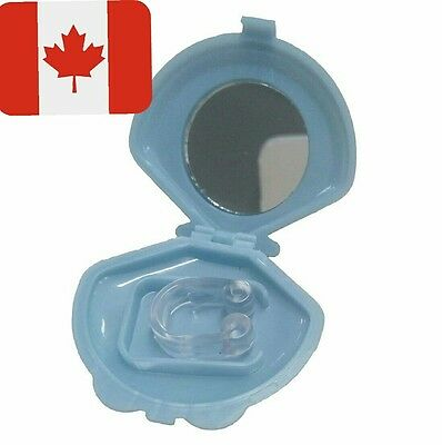 Stop Snoring Anti Snore Sleep Apnea Nose Clip Device Free Shipping From Canada