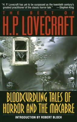 The Best of H.P. Lovecraft Bloodcurdling Tales of Horror and th... 9780345350800