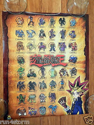 "Yu-Gi-Oh! Cards 16"" x 19 ½"" Poster"