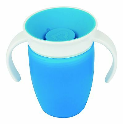 Munchkin Miracle 360 Degree Baby 100% Leak Spill Proof Valve Kids Trainer Cup