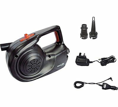 Trespass Rechargable Air Pump Deflation Airbeds Toys And Other Items Electricaly