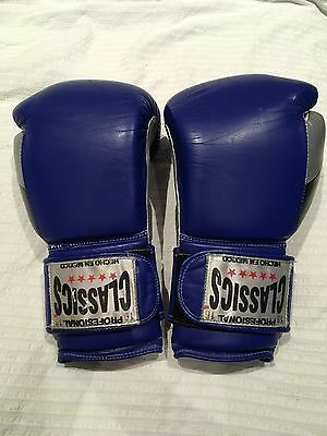 Classics Professional 16oz Boxing Gloves. Like : Reyes, Grant.