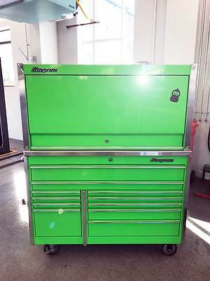 Snap On KRL Tool Box With KRA Top Slider Cabinet
