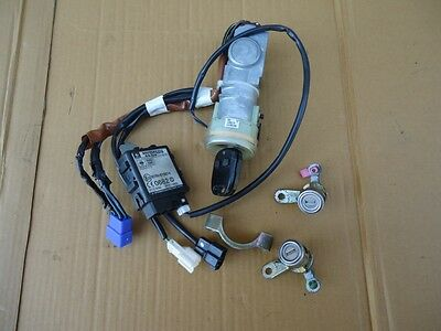 Subaru Liberty Gen 3 B4 Ignition Barrel + Key + Door Locks