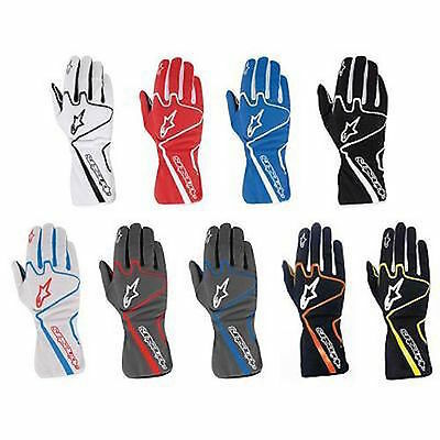 ALPINESTARS TECH-1K RACE GLOVES (2016 Design) - AUTHORIZED USA DEALER