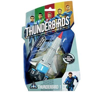 Thunderbirds are Go - Thunderbird 5 Vehicle Comes With Action And Rescue Sounds