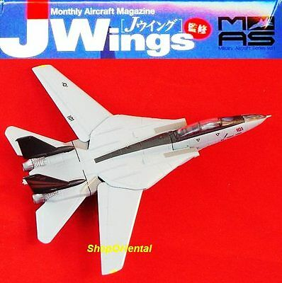 Cafereo J-Wings Vol 1 #8 F-14A US Navy VF-154 1:144 Fighter Aircraft Model JW1_8