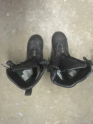 Haix Special Operations Squad Fire Boots 8.5m
