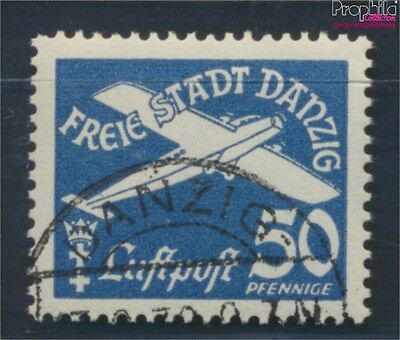 Gdansk 301 fine used / cancelled 1938 Airmail (7178089
