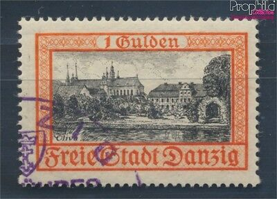 Gdansk 297 fine used / cancelled 1938 Postage stamp, WZ 5 (7783672