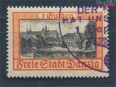 Gdansk 297 fine used / cancelled 1938 Postage stamp, WZ 5 (7783675
