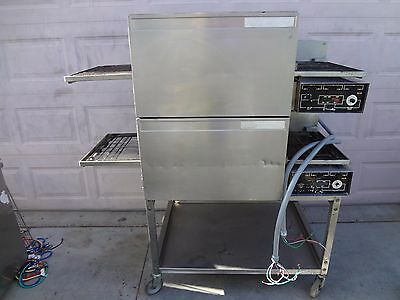 Lincoln Impinger Double Stack Electric Conveyor Pizza-Bakery Oven's.  Maybe 1132