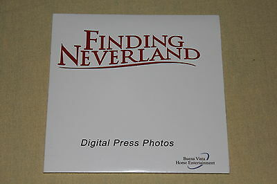 FINDING NEVERLAND digital press kit photos Johnny Depp Kate Winslet Peter Pan