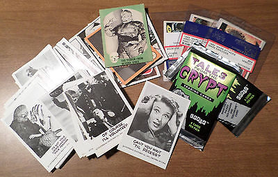 Miscellaneous Monster Trading Cards - Vintage - 69 Cards - Less Than $1 Per Card