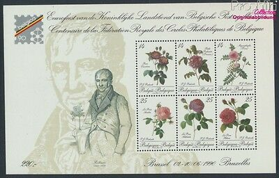 Belgium block61 unmounted mint / never hinged 1990 Belgica 90 (8437717