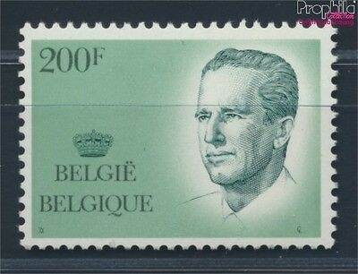Belgium 2288 unmounted mint / never hinged 1986 King Baudouin (8618319