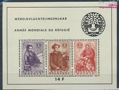 Belgium Block 26 unmounted mint / never hinged 1960 World Refugee Year (8248469