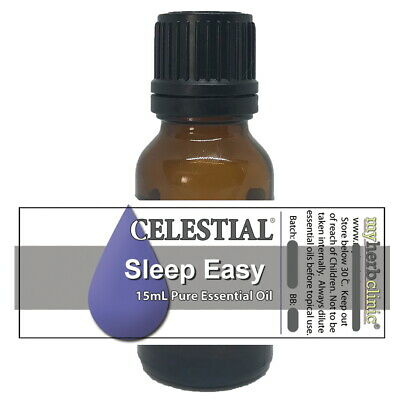 Sleep Easy Aromatherapy Pure 100% Essential Oil Blend Relaxing Sleep Like A Baby