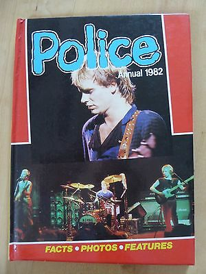 Police Annual 1982 Sting VGC (Unclipped)