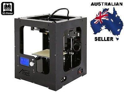 Anet A3 High Precision 3D Printer - Multiple Filaments Supported, 150 mm Cubed