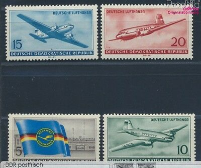 DDR 512-515 MNH 1956 Opening of civilian Aviation (8830730