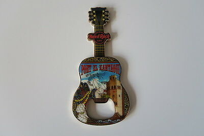 Hard Rock Cafe PORT EL KANTAOUI Bottle Opener Magnet NEW Fridge Alternative City