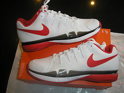 Nike Zoom Vapor 9.5 Tour Clay Tennis Shoe Uk 9 Eur 44 New/box Model 631457 160