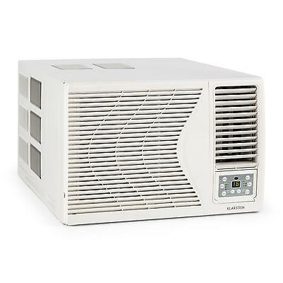 New Air Conditioner Window Energy Efficient A Powerful Compressor Remote 2.7 Kw