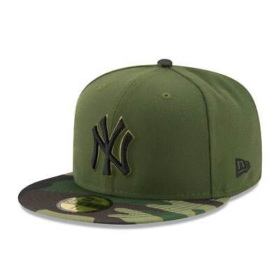 New Era New York Yankees 2017 Memorial Day 59FIFTY Fitted MLB Cap