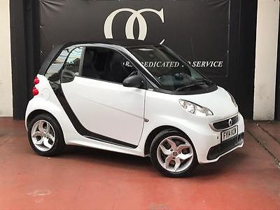 2014 Smart Fortwo 1.0 MHD Pulse Softouch 2dr