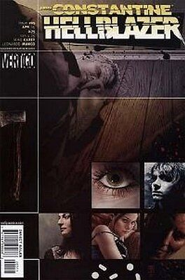 Hellblazer (Vol 1) # 205 Near Mint (NM) DC-Vertigo MODERN AGE COMICS