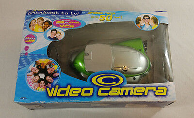 1999 trendmasters video camera wireless 81838 Childrens toy Ages 8 and up