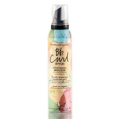Bumble and Bumble Curl Style Conditioning Mousse 5oz