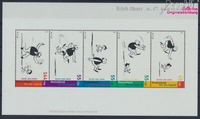 FR of Germany block63 unmounted mint / never hinged 2003 Father, Son (8516884