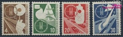 FR of Germany 167-170 MNH 1953 Transport Exhibition (8609883
