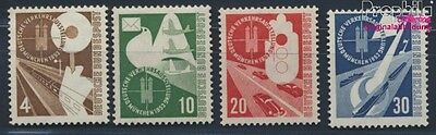 FR of Germany 167-170 MNH 1953 Transport Exhibition (8609821