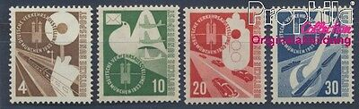 FR of Germany 167-170 MNH 1953 Transport Exhibition (8297048