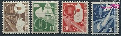 FR of Germany 167-170 MNH 1953 Transport Exhibition (8609951
