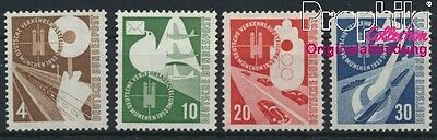 FR of Germany 167-170 MNH 1953 Transport Exhibition (8843917