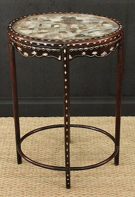Late 19th Century Chinese Occasional Table
